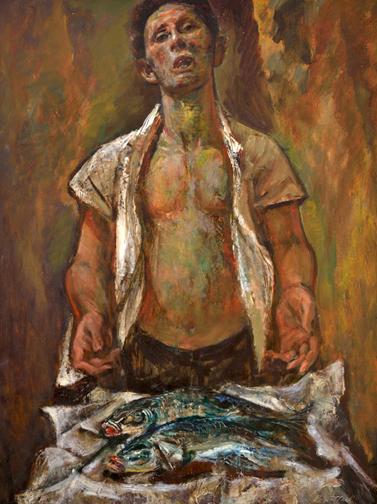 Joe For Oil >> Joe Rosenthal - Ingram Gallery